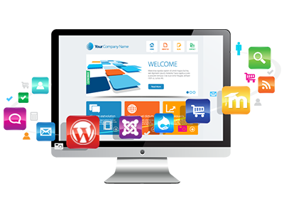 A choice of over 40 different applications to install